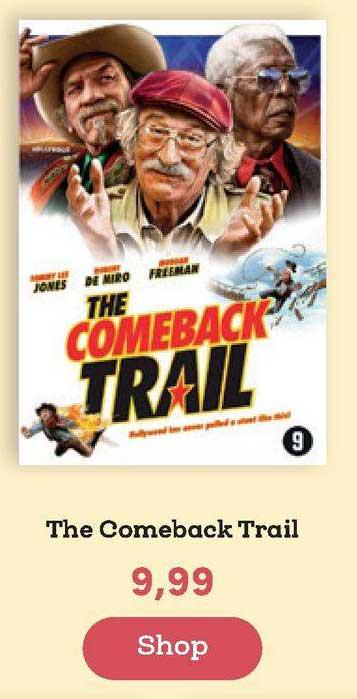 BookSpot The Comeback Trail