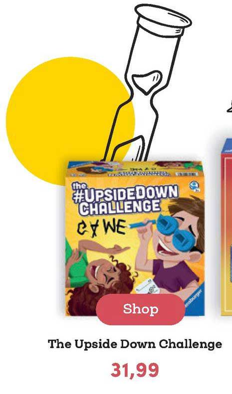 BookSpot The Upside Down Challenge