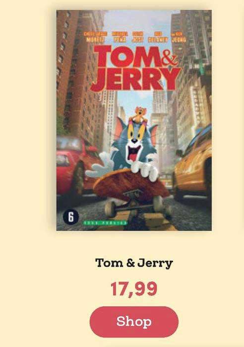 BookSpot Tom & Jerry
