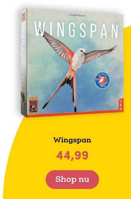 BookSpot Wingspan