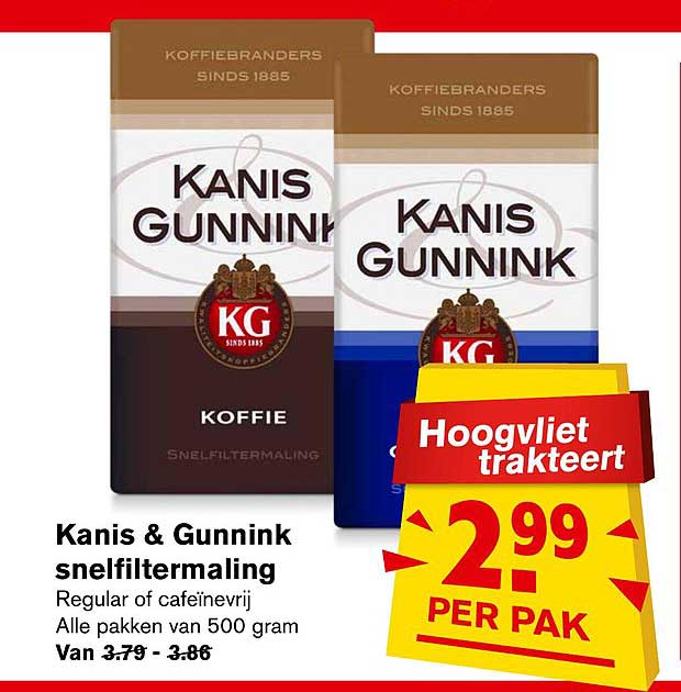 Hoogvliet Kanis & Gunnink Snelfiltermaling