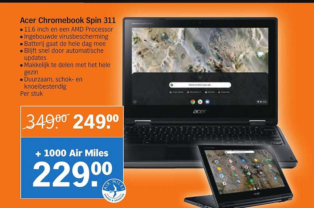 Albert Heijn Acer Chromebook Spin 311
