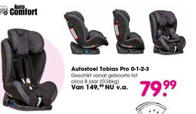 Van Asten Autostoel Tobias Pro 0-1-2-3