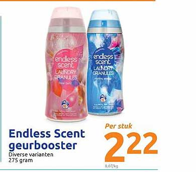 Action Endless Scent Geurbooster