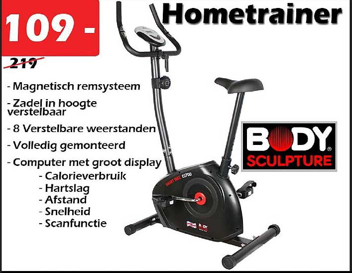 ITEK Hometrainer