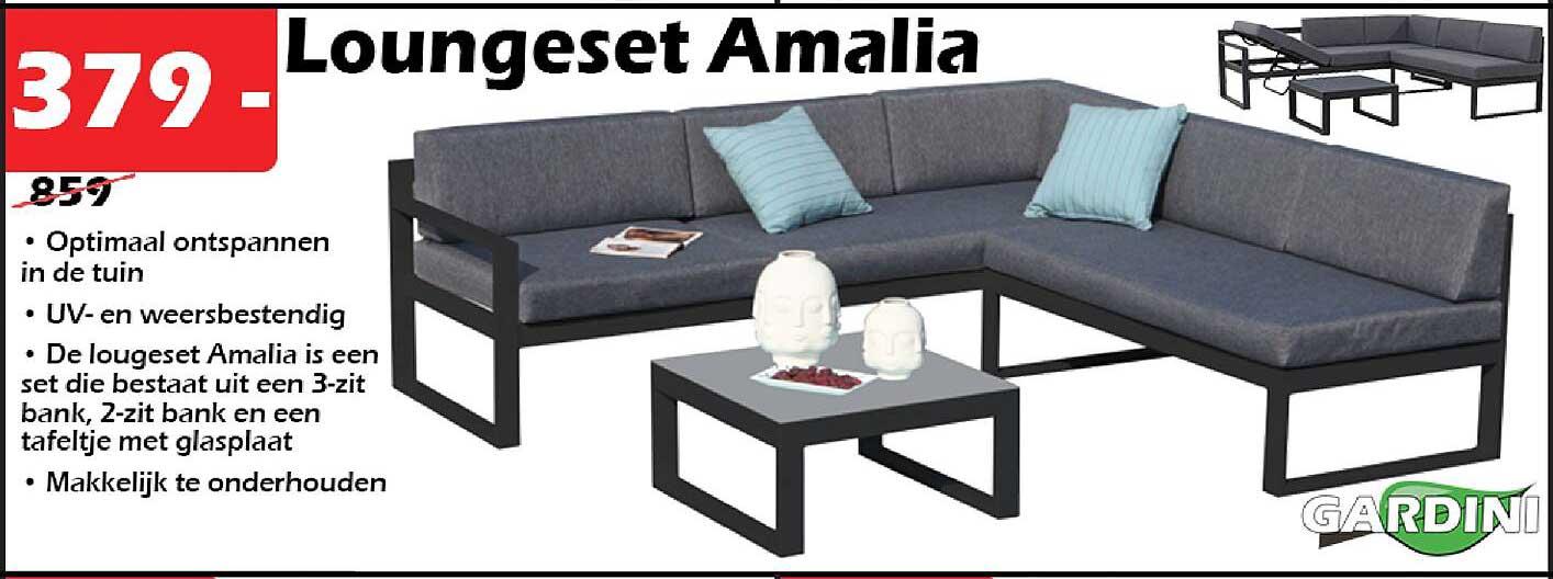 ITEK Loungeset Amalia
