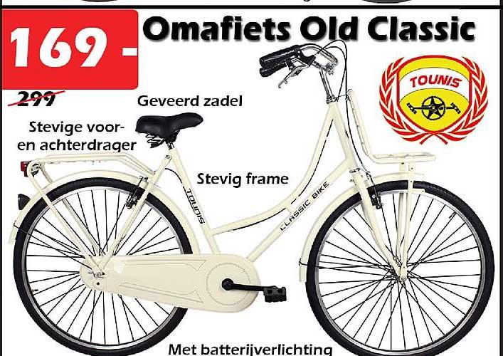 ITEK Omafiets Old Classic
