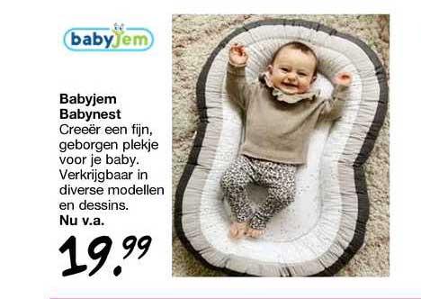 Van Asten Babyjem Babynest