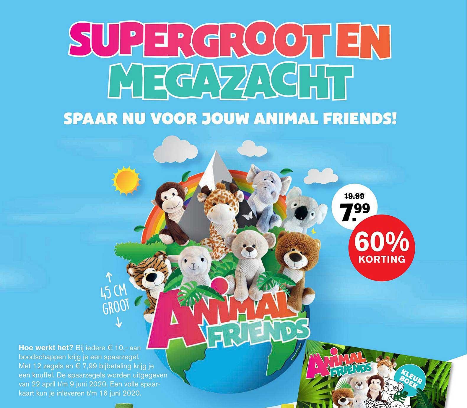 Hoogvliet Spaar Nu Voor Jouw Animal Friends