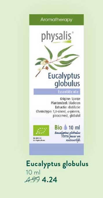 Holland & Barrett Physalis Eucalyptus Globulus