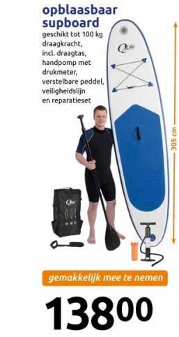 Action Opblaasbaar Supboard