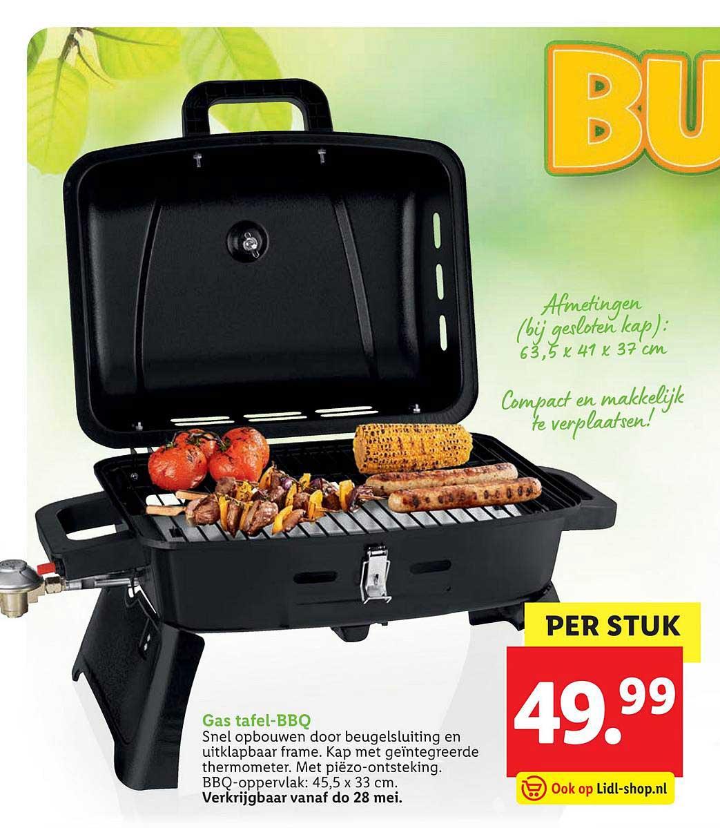 barbecue spies folder aanbieding bij Blokker details