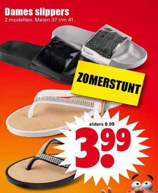 dames slippers31612 - Slippers Dirk Van Den Broek