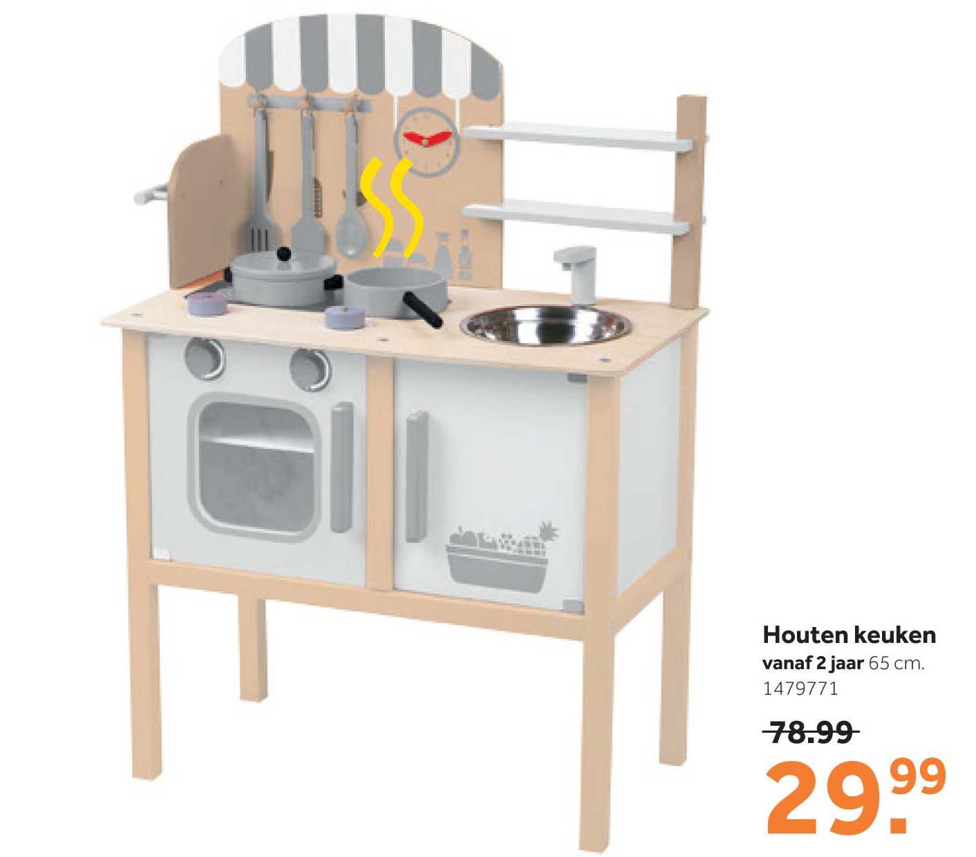 Intertoys Houten Keuken