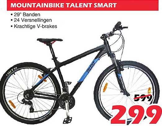 ITEK Mountainbike Talent Smart