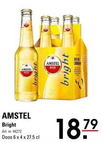 Sligro Amstel Bright