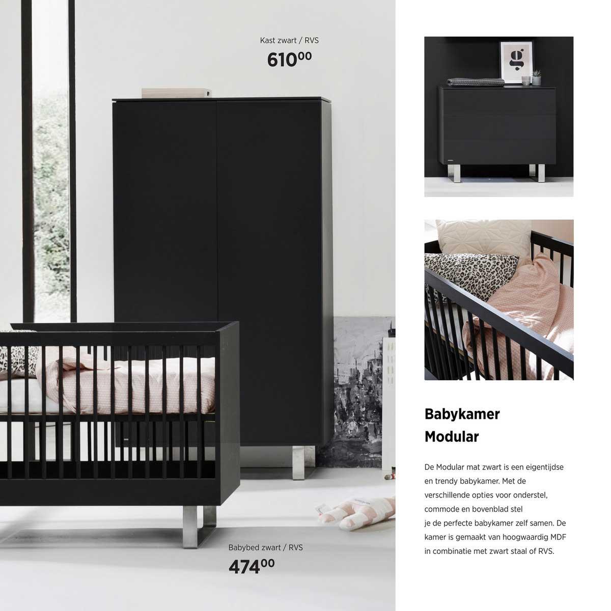 Babypark Babykamer Modular