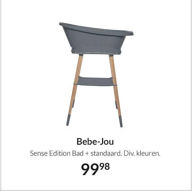 Babypark Bebe-Jou Sense Edition Bad + Standaard