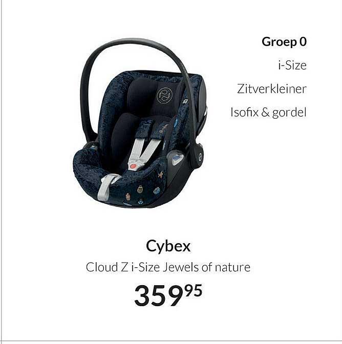 Babypark Cybex Cloud Z I-Size Autostoeltje Jewels Of Nature