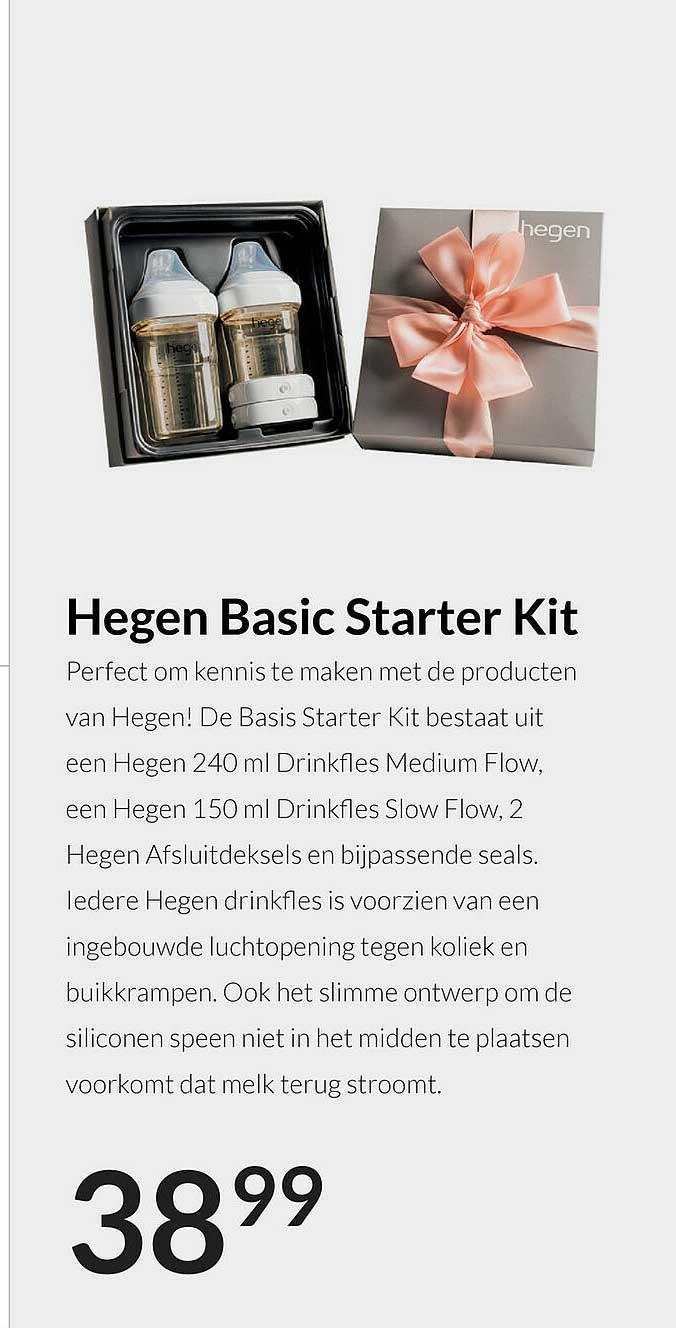 Babypark Hegen Basic Starter Kit