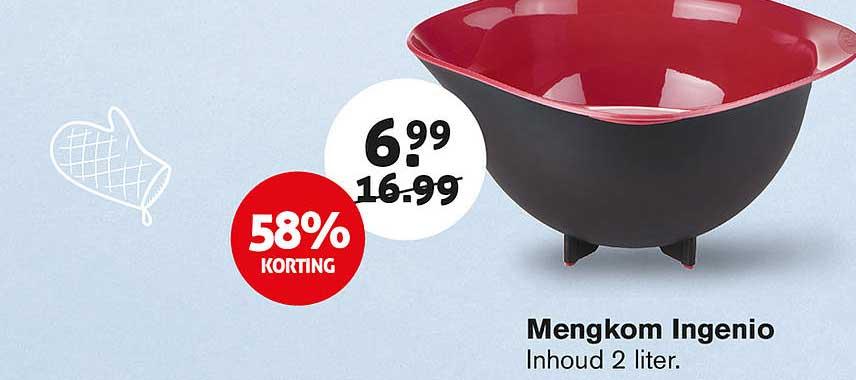 Hoogvliet Mengkom Ingenio 58% Korting