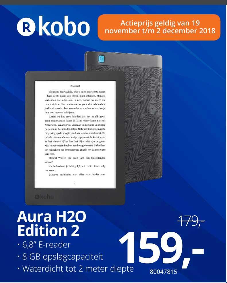 Paradigit Kobo Aura H2O Edition 2
