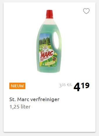 Action St Marc Verfreiniger