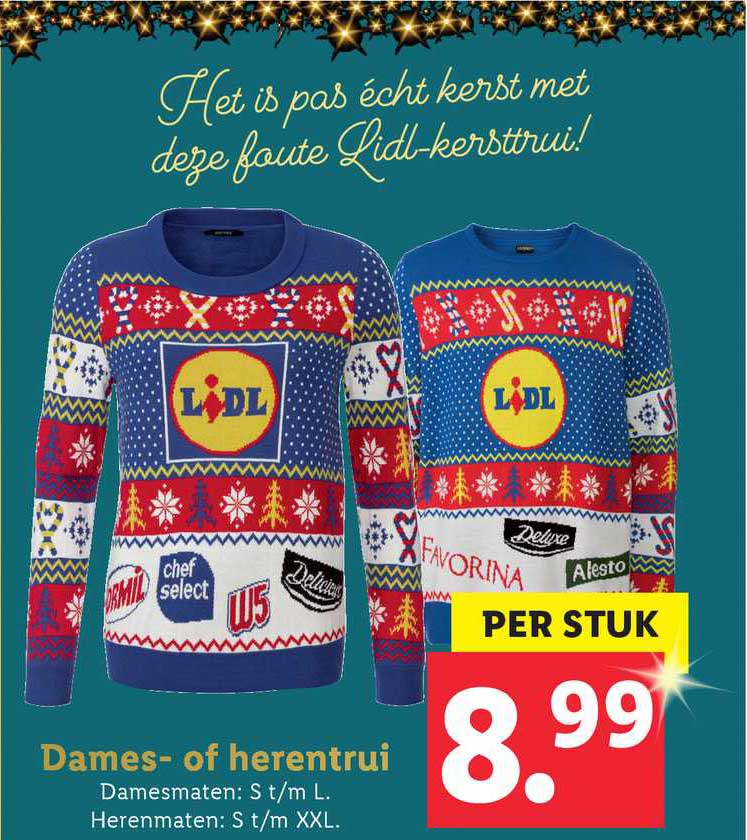 Lidl Dames- Of Herentrui