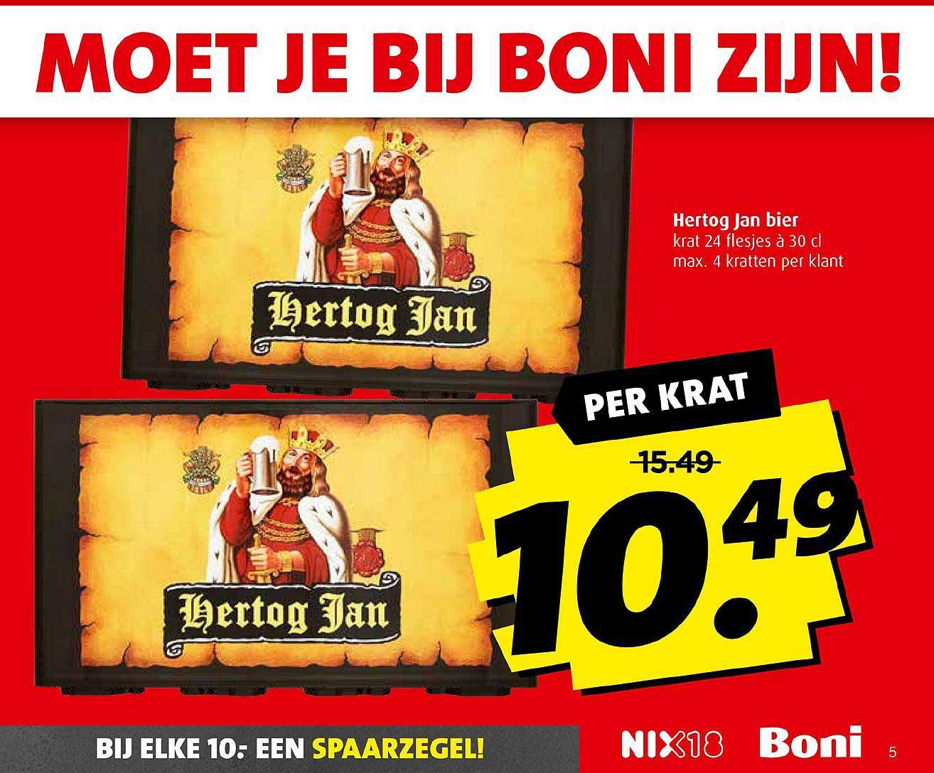 Boni Hertog Jan Bier