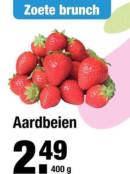 ALDI Aardbeien