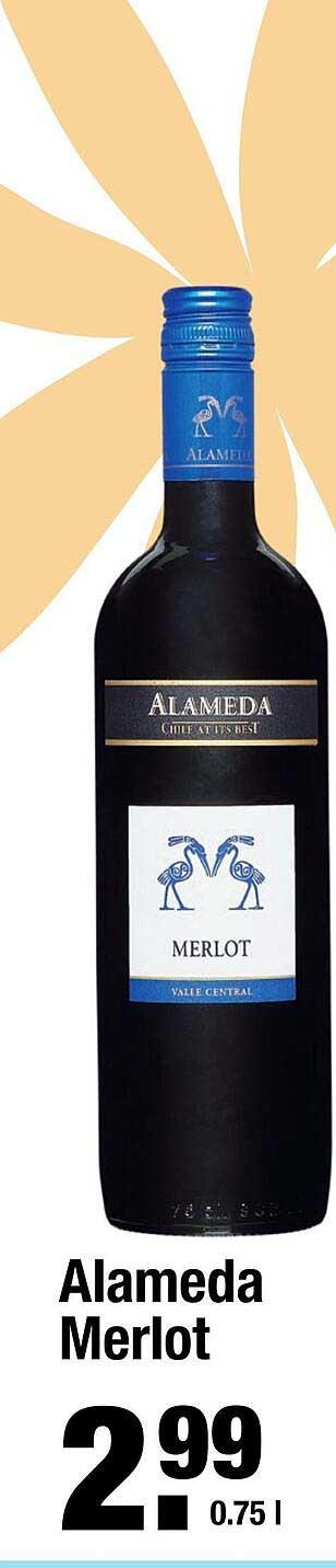 ALDI Alameda Merlot