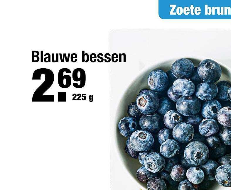 ALDI Blauwe Bessen