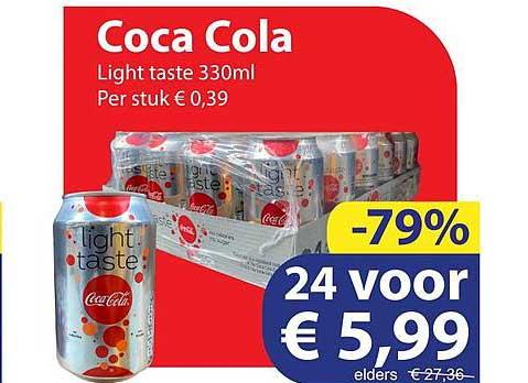 Die Grenze Coca Cola Light Taste