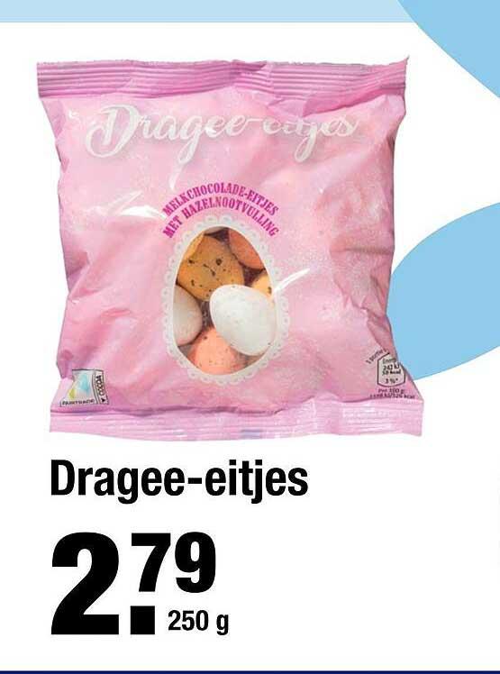 ALDI Dragee-Eitjes