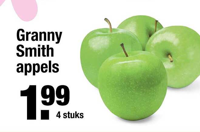 ALDI Granny Smith Appels