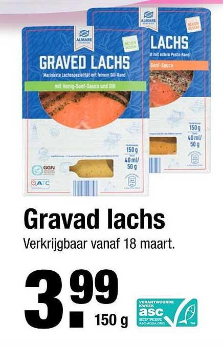 ALDI Gravad Lachs