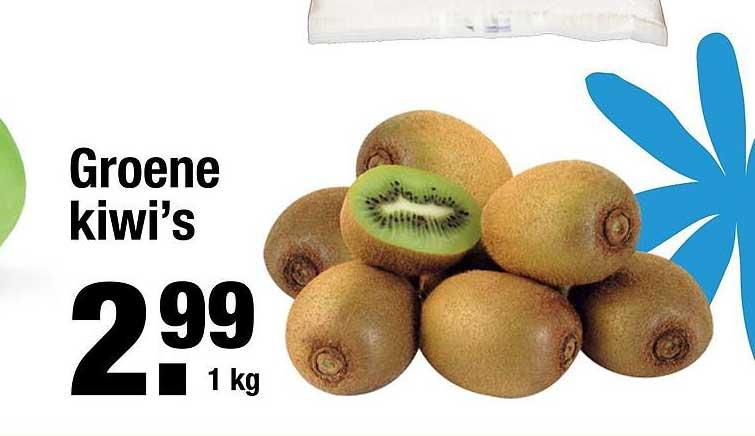 ALDI Groene Kiwi's