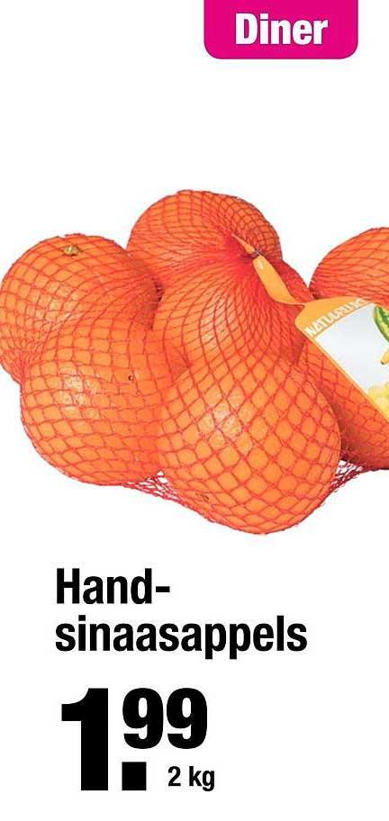 ALDI Handsinaasappels