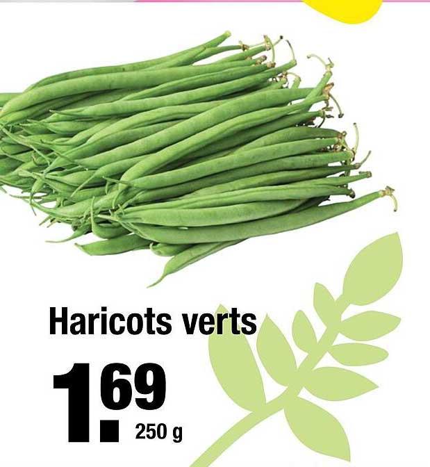 ALDI Haricots Verts