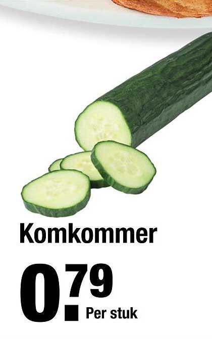 ALDI Komkommer