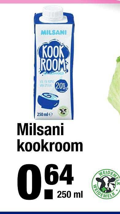 ALDI Milsani Kookroom