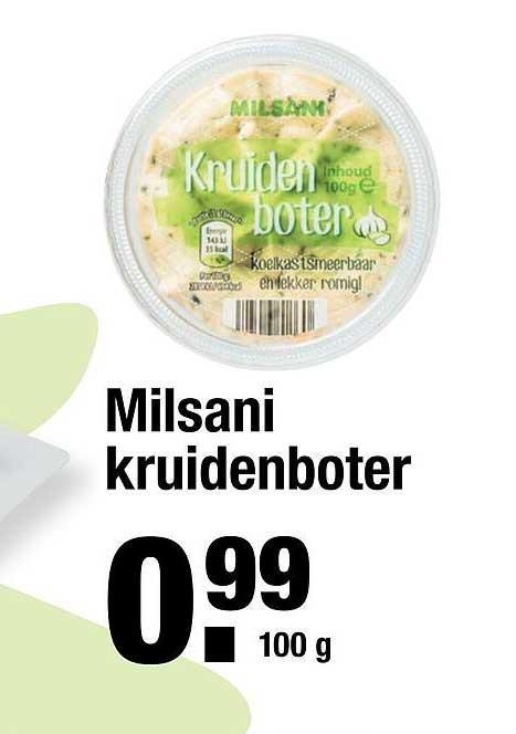 ALDI Milsani Kruidenboter