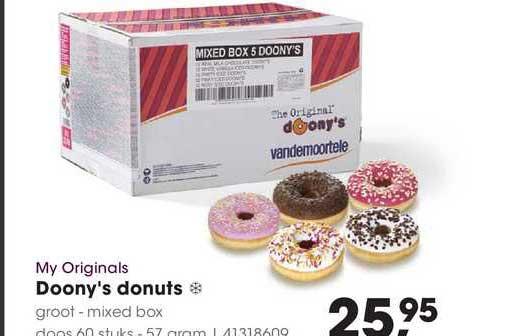 HANOS My Originals Doony's Donut