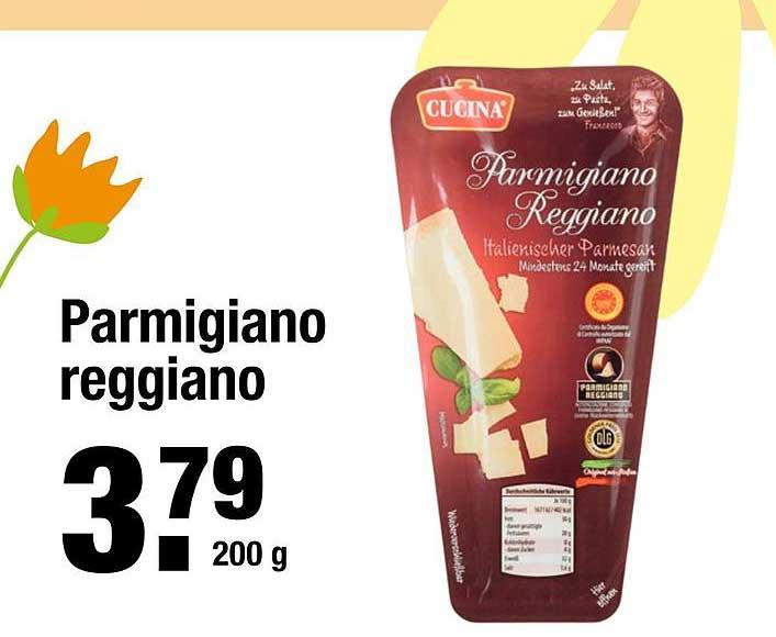 ALDI Parmigiano Reggiano