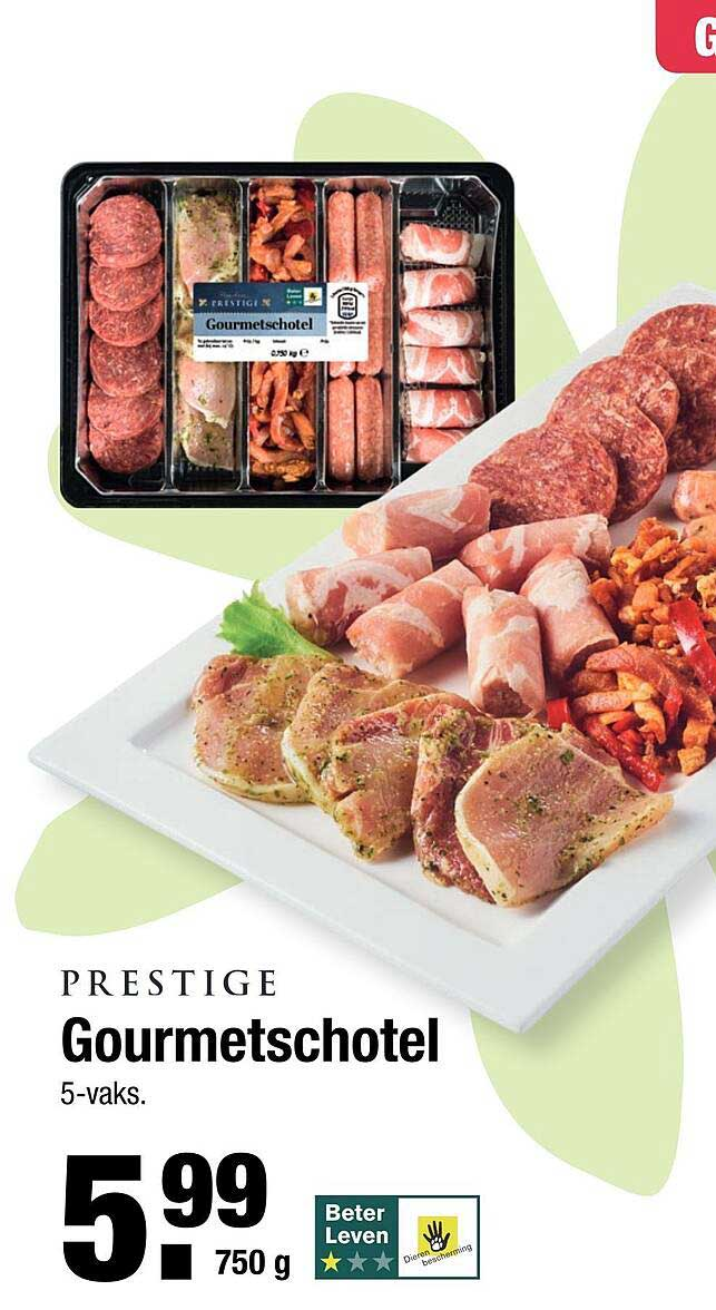 ALDI Prestige Gourmetschotel