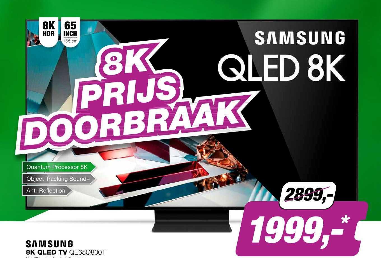 EP Samsung 8K Qled TV QE65Q800T