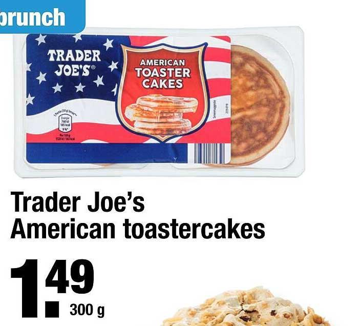 ALDI Trader Joe's American Toastercakes