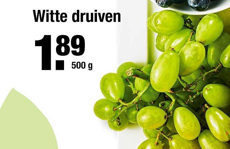 ALDI Witte Druiven