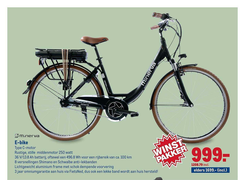 Makro Minerva E Bike