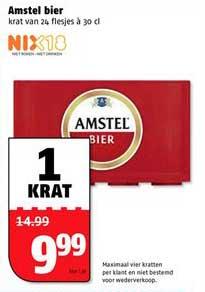 Poiesz Amstel Bier